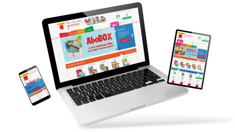 site Magento Bayad responsive